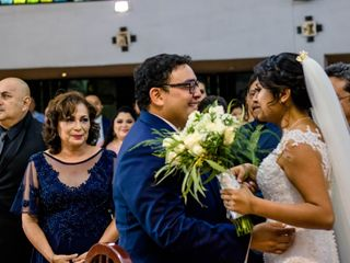 La boda de Daniela y Roman 3