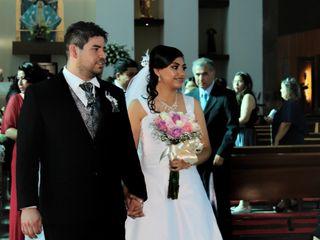 La boda de Roberto y Nora 1