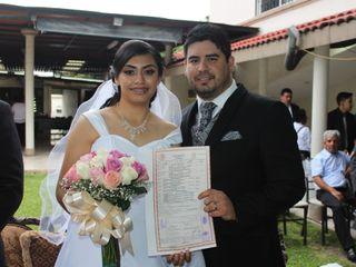 La boda de Roberto y Nora