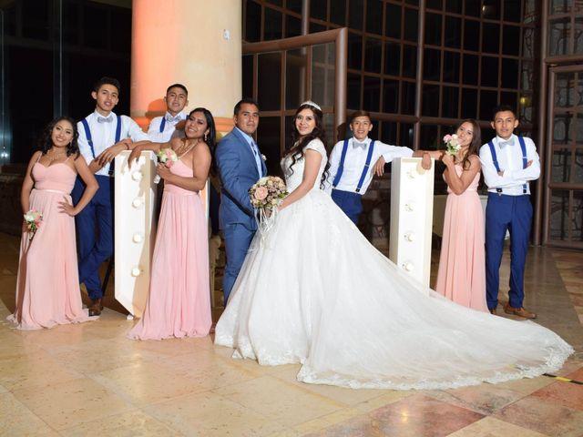 La boda de Ixchel  y Uziel