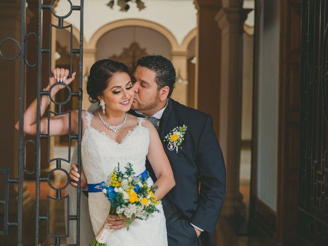 La boda de Anabeth y Roberto