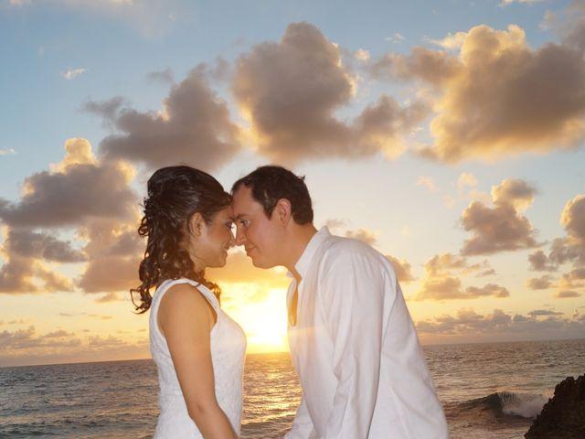La boda de Marlene y Rogel en Cancún, Quintana Roo 4