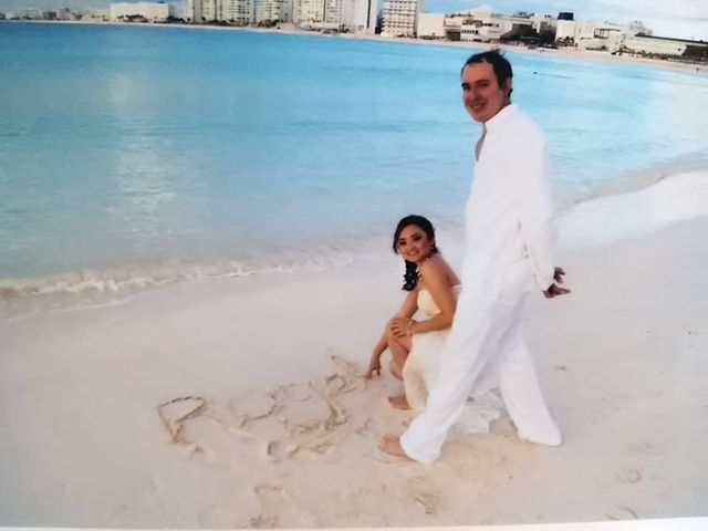 La boda de Marlene y Rogel en Cancún, Quintana Roo 6