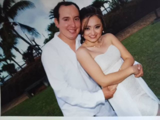 La boda de Marlene y Rogel en Cancún, Quintana Roo 7
