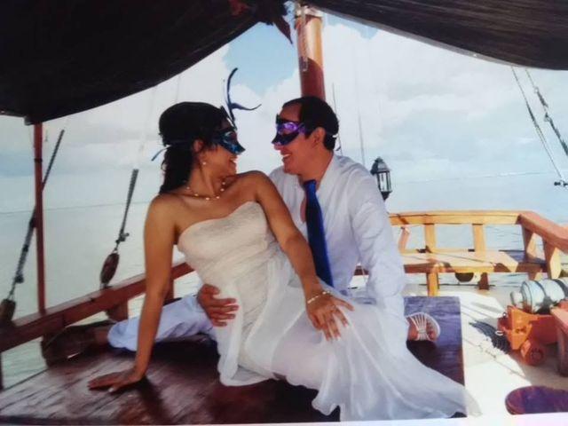 La boda de Marlene y Rogel en Cancún, Quintana Roo 8