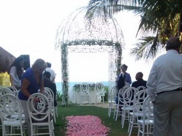 La boda de Marlene y Rogel en Cancún, Quintana Roo 11