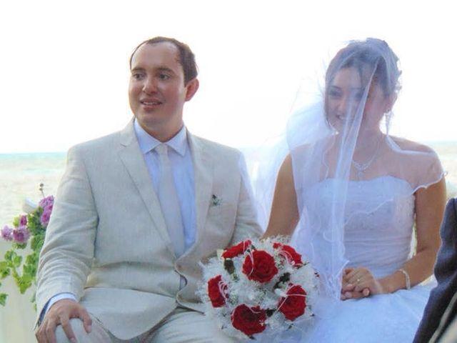 La boda de Marlene y Rogel en Cancún, Quintana Roo 14