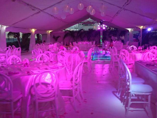La boda de Marlene y Rogel en Cancún, Quintana Roo 16