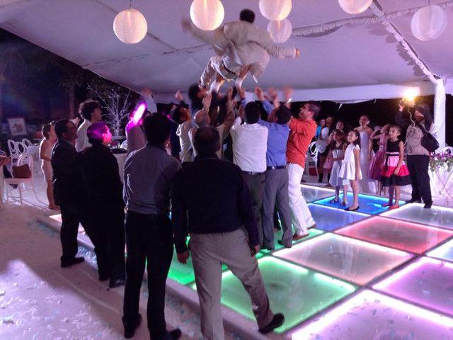 La boda de Marlene y Rogel en Cancún, Quintana Roo 20