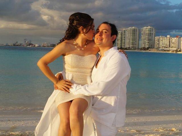 La boda de Marlene y Rogel en Cancún, Quintana Roo 5