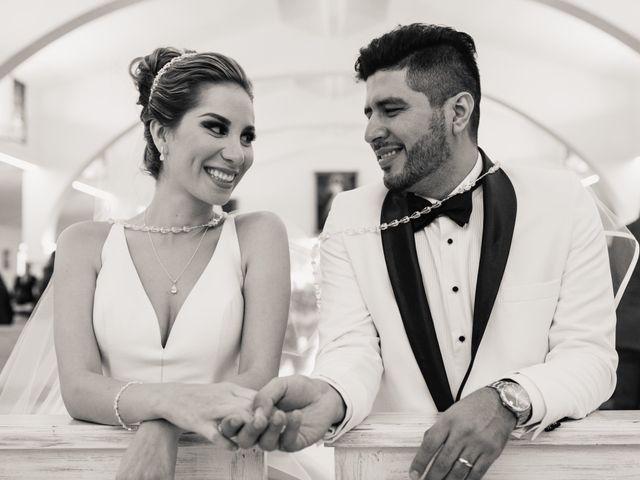 La boda de Isabel y Misael