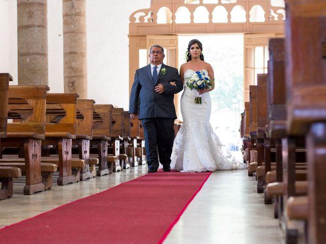 La boda de Roberto y Laura en Mérida, Yucatán 1