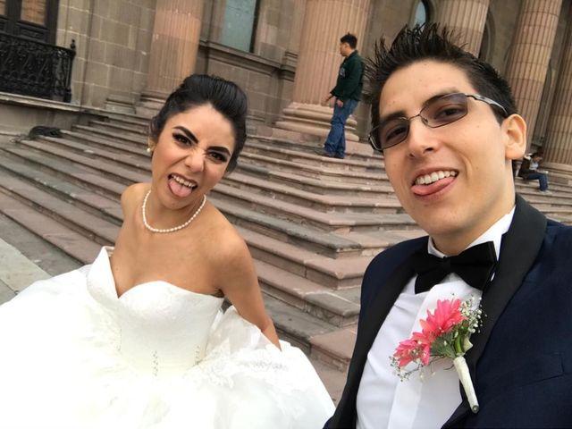 La boda de Amalia y Samuel