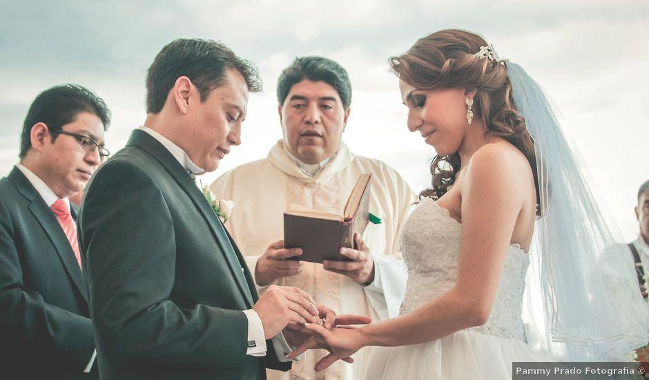 La boda de Alejandro y Viridiana en Tlalpan, Ciudad de México