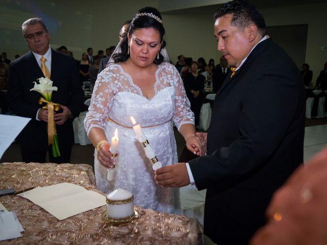 La boda de Blanca y Mario