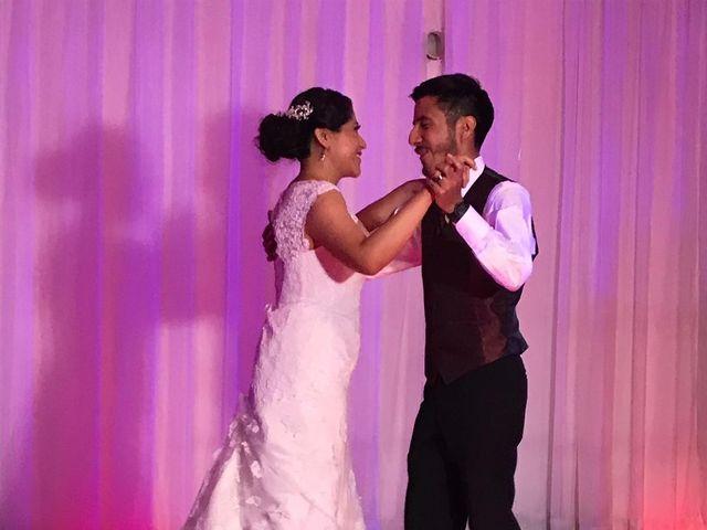 La boda de Ivette y Víctor