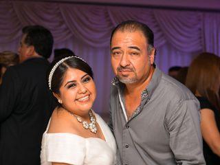 La boda de Lupita  y Erick 1