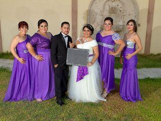 La boda de Lupita  y Erick
