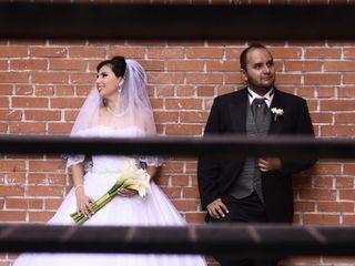 La boda de Nohemi y Aaron 3