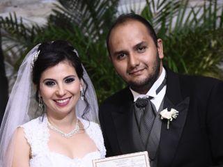 La boda de Nohemi y Aaron