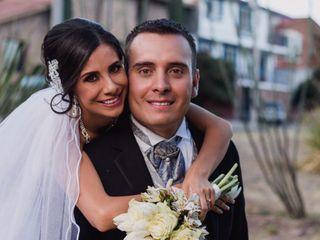 La boda de Cirene y Luis