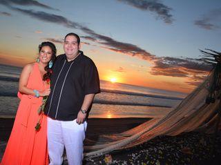 La boda de Lupita y Iván