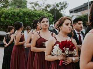 La boda de Cinthia y Carlos 1