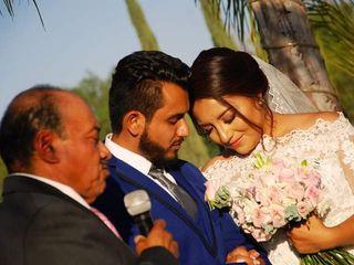 La boda de Gabriela  y Alfredo 2