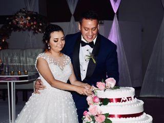 La boda de Karen  y Mauricio