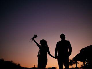 La boda de Maye y Paco