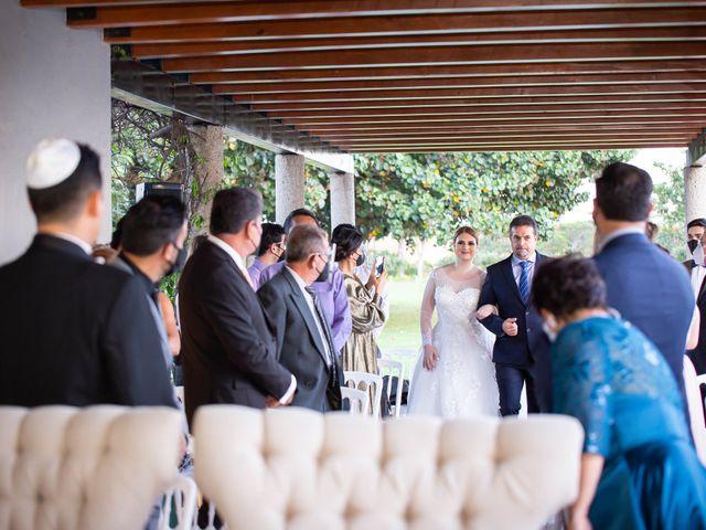 La boda de Harim y Caheri en Zapopan, Jalisco 3