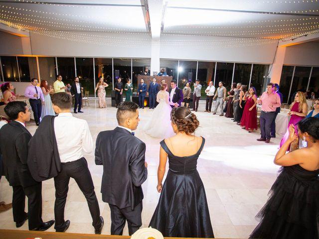 La boda de Harim y Caheri en Zapopan, Jalisco 4