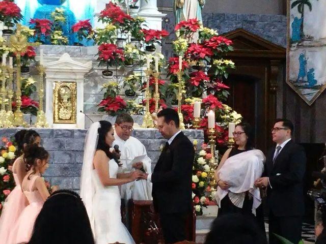La boda de Fernando y Rocio en Toluca, Estado México 3