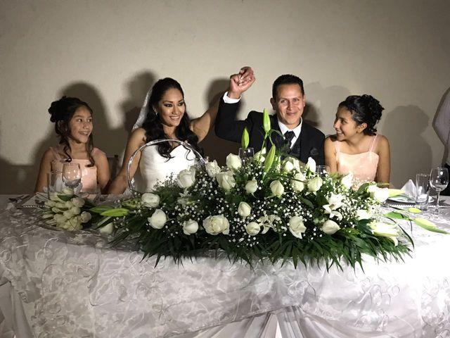 La boda de Fernando y Rocio en Toluca, Estado México 1