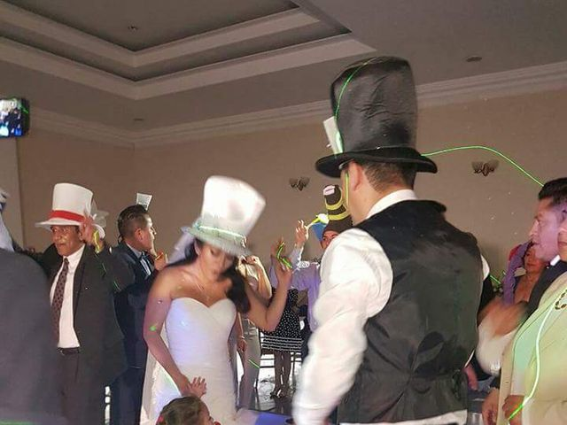 La boda de Fernando y Rocio en Toluca, Estado México 8