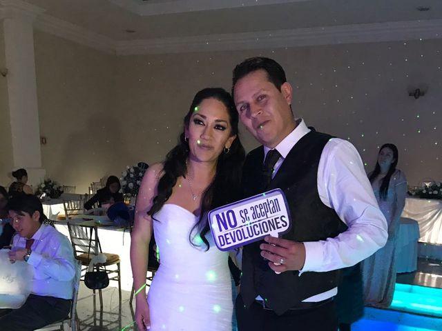La boda de Fernando y Rocio en Toluca, Estado México 9