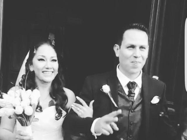 La boda de Fernando y Rocio en Toluca, Estado México 2