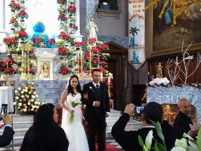 La boda de Fernando y Rocio en Toluca, Estado México 10
