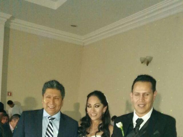 La boda de Fernando y Rocio en Toluca, Estado México 11