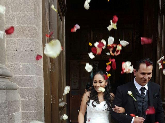 La boda de Fernando y Rocio en Toluca, Estado México 12