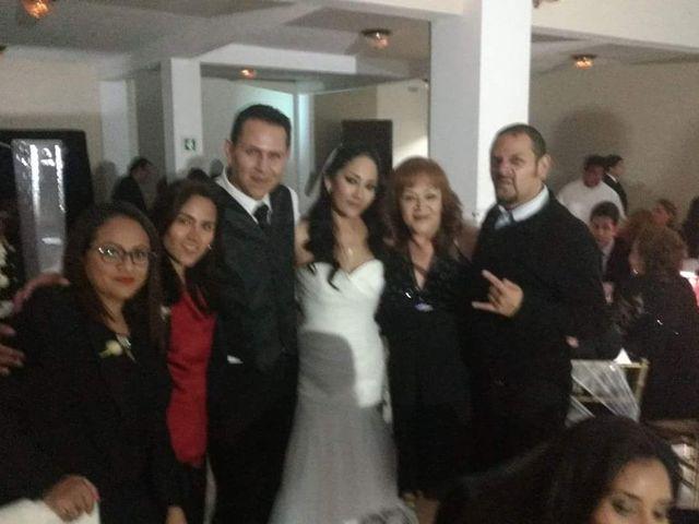 La boda de Fernando y Rocio en Toluca, Estado México 18