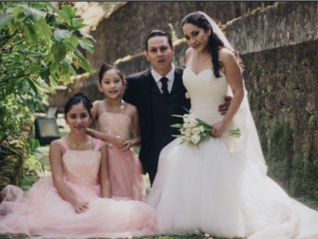 La boda de Fernando y Rocio en Toluca, Estado México 20