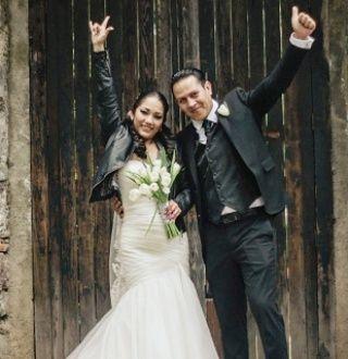 La boda de Fernando y Rocio en Toluca, Estado México 23