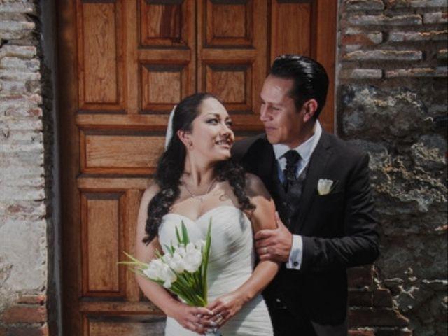 La boda de Fernando y Rocio en Toluca, Estado México 24