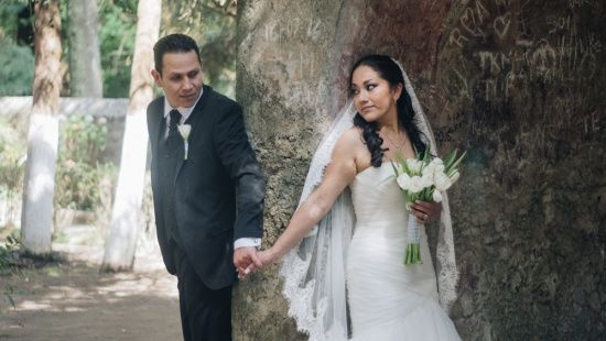La boda de Fernando y Rocio en Toluca, Estado México 25