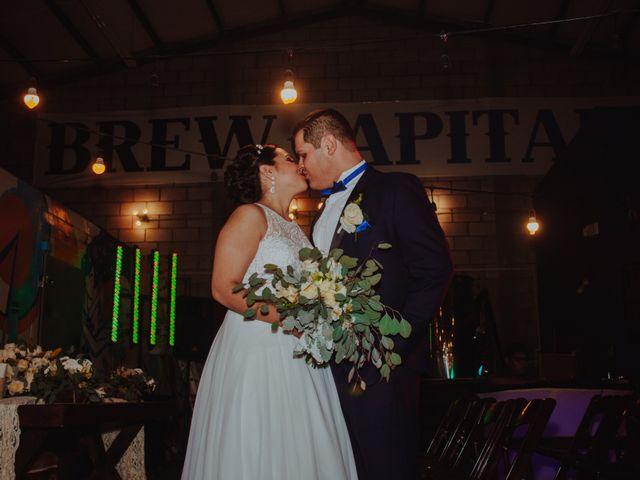 La boda de Verónica y Román