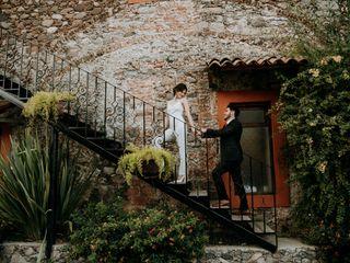 La boda de Pame y Luis