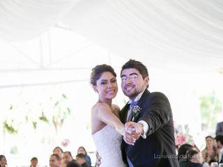 La boda de Mar y Jorge