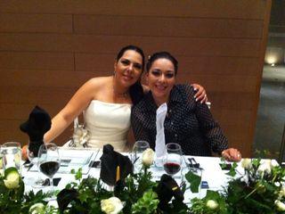 La boda de Stephanie y Ingrid