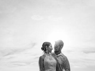 La boda de Adriana y Jeff 1